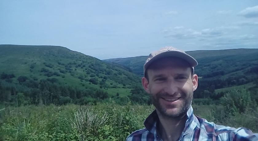 Phil Wall Brecon Beacons walk